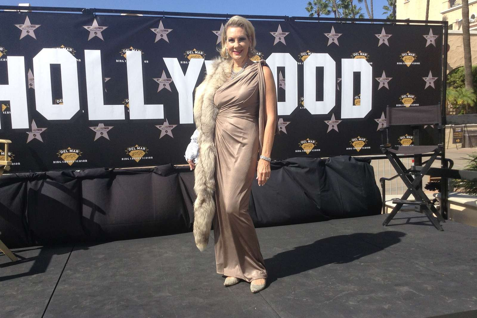 Photo of Opening Day Hollywood Fashion Contest
