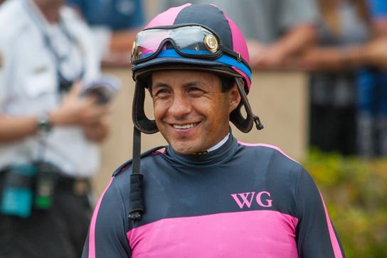 Photo of Victor Espinoza to Receive Pincay Award Sunday at Del Mar