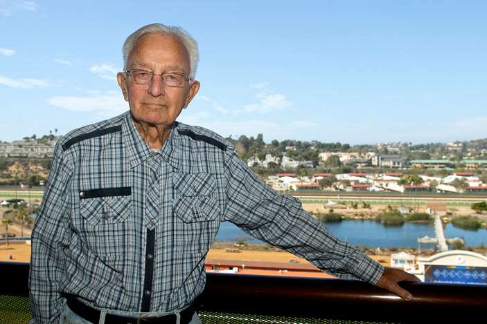 Photo of After 64 Opening Days, Tom Whayne is Ready for a Futurity