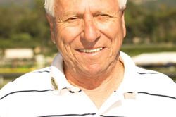 Photo of Trackman Tedesco Switches to Role of Consultant at Del Mar