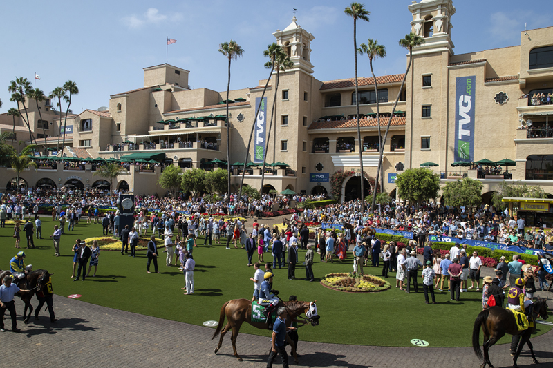 Photo of TVG Pacific Classic Heads Exceptional Day of Racing Saturday
