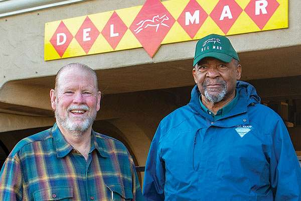 Photo of Read, Davis Take 100 Years of Del Mar Off Into the Sunset