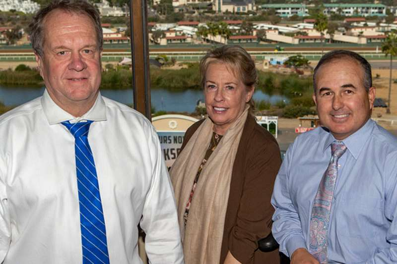 Photo of Del Mar Stewards United in Respect for the Rules and the Game