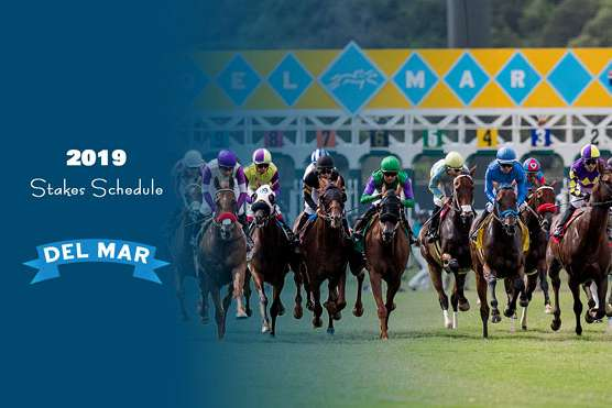 Photo of 40 Del Mar Stakes Worth Nearly $7.4 Million On Tap This Summer