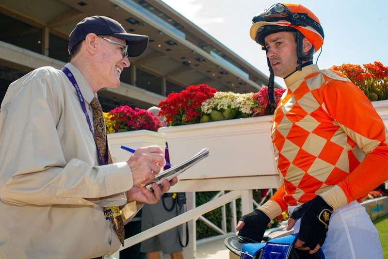 Photo of Charlie McCaul: The Racetrack Called and He Found a Home