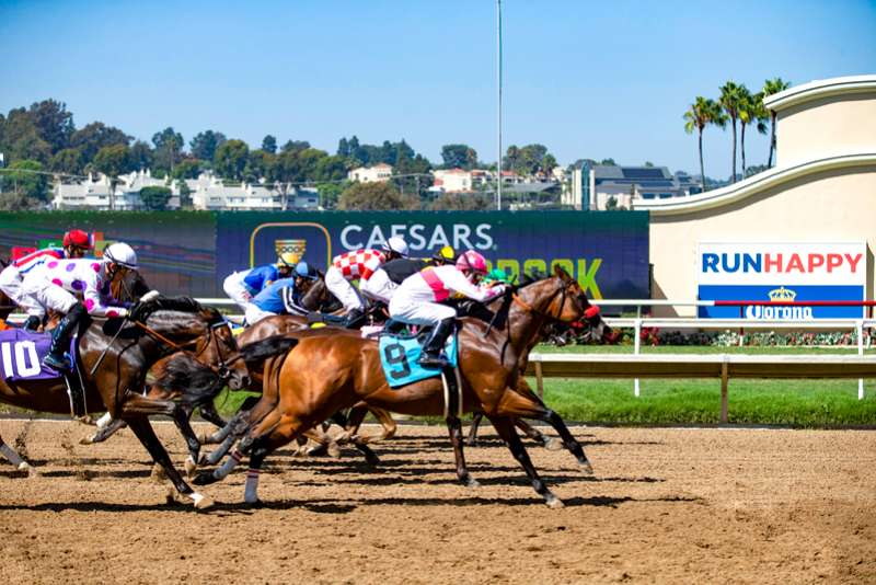 Photo of Record Wagering and Quality Racing Make for a Banner Summer Season at Del Mar