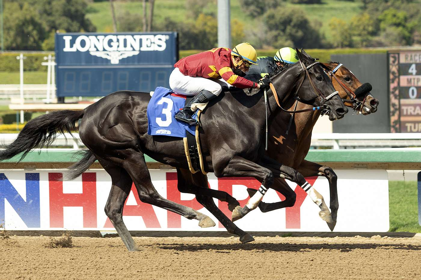 Photo of Tranquility Lake Stakes Friday Brings Out Six at Del Mar