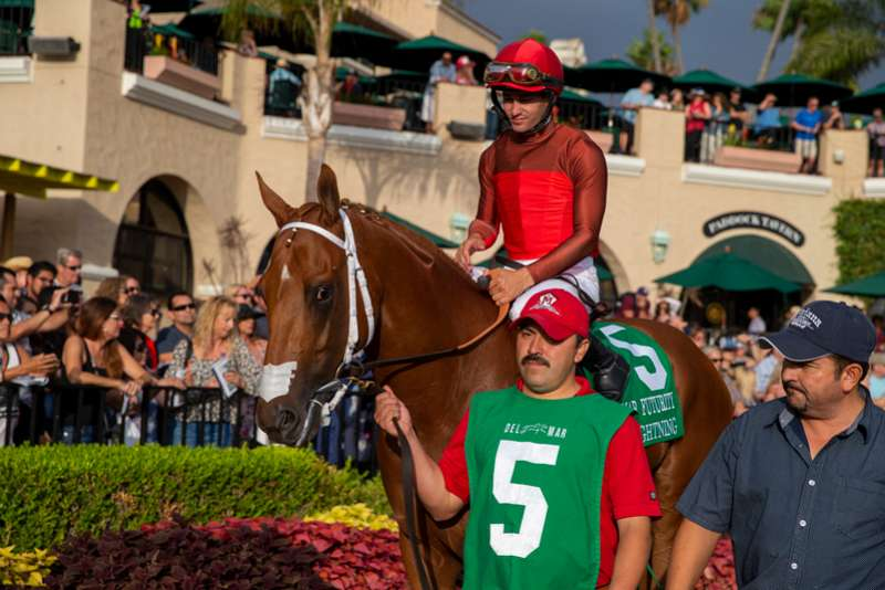 """Photo of Del Mar to Offer 25% """"Juvenile Bonus"""" for Maiden Tests This Summer"""