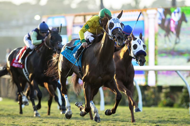 Photo of Mabee Stakes, Debutante Top Saturday Program at Del Mar
