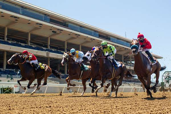 "Photo of Del Mar Increases Fall Meet Purses, ""Ship & Win"" Bonus"