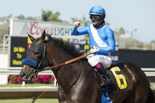 Photo of Cordiality Wires 'Em in Osunitas; Rispoli Continues His Hot Streak
