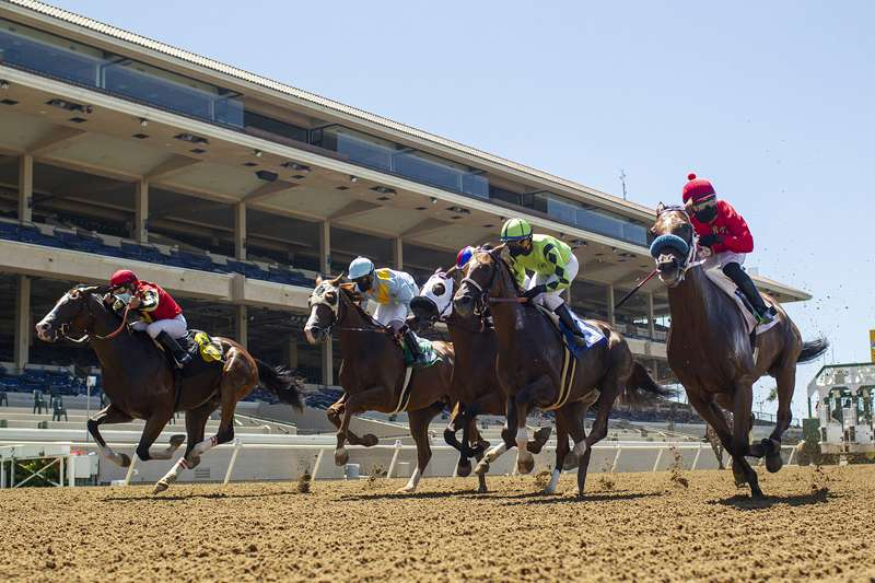 Del Mar Among Nation's Safest Tracks for Third Straight Year