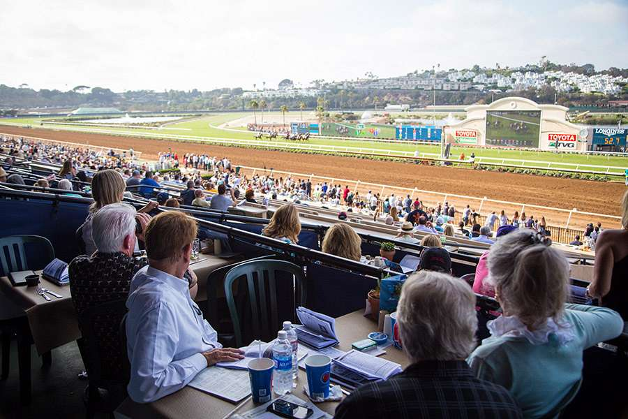 Trackside Tables & Dining