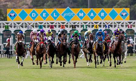 38 Del Mar Stakes Worth More Than $5.5 Million Set This Summer; Shared Belief Stakes to Offer Kentucky Derby Points