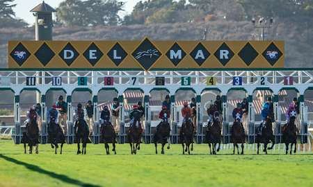 Del Mar Fall Meeting Sets Record Handle Numbers