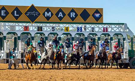 Del Mar Confirms It Will Race Friday as Storm Clears