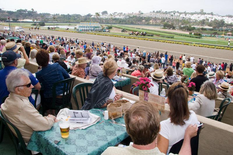 Del Mar Trackside Dining Tables